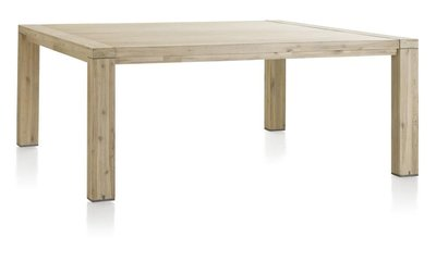 Buckley Uitschuiftafel 160(+50)x140