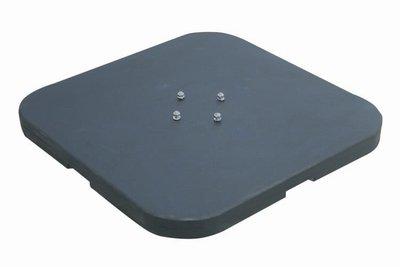 Granieten voet 110 kg