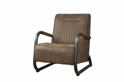 Fauteuil Barn Taupe