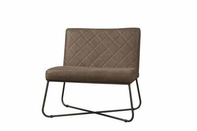 Fauteuil Rodeo Taupe