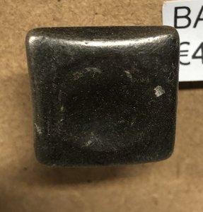 handvat vierkant nikkel
