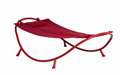Hangmat Toledo rood