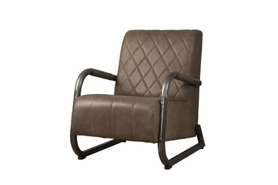 Fauteuil Ranch Taupe